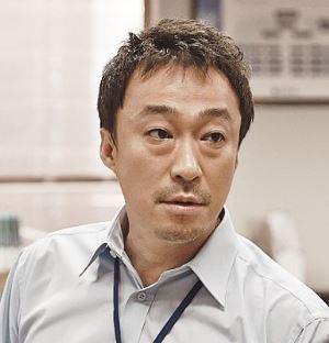 オ・サンシク役(イ・ソンミン)