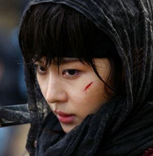 キ・ヤン(奇洋)_スンニャン(奇皇后)役:ハ・ジウォン